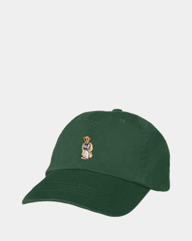 Unisex Bear Baseball Cap