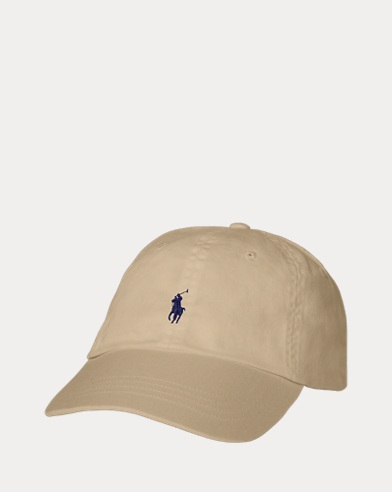 702eb57c Polo Ralph Lauren. Cotton Twill Baseball Cap. $39.50. Save to your Wishlist  · Unisex Cotton Chino Baseball Cap