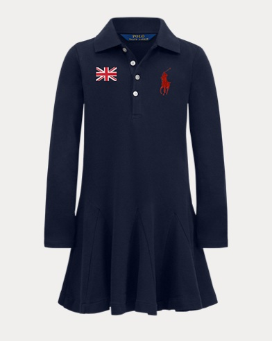 Girl's Polo Dress