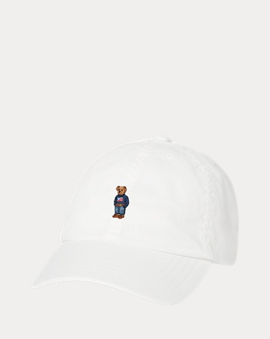 Boy's Bear Baseball Cap