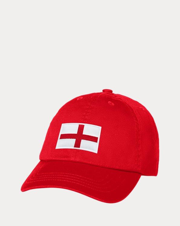 Cappellino da baseball con bandiera per bambino