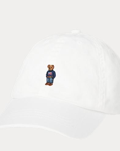 Cappellino da baseball con orsetto