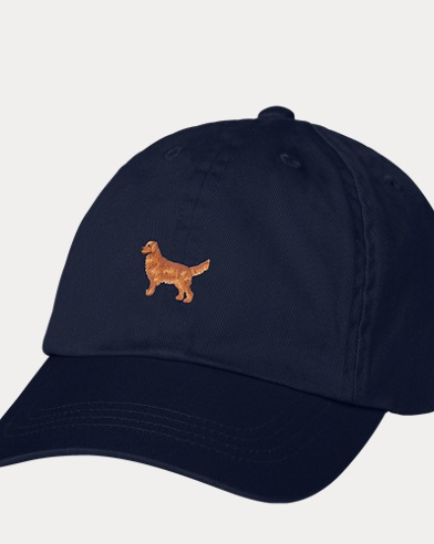 Girl's Dog Baseball Cap