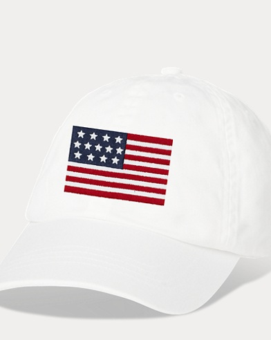 Girl's Flag Baseball Cap