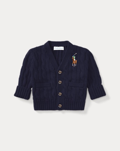 Baby Cotton Cardigan