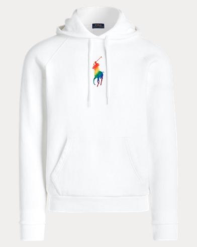 Felpa Pride unisex con cappuccio