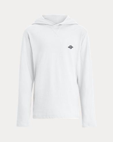 Boy's Long Sleeve Hooded T-Shirt