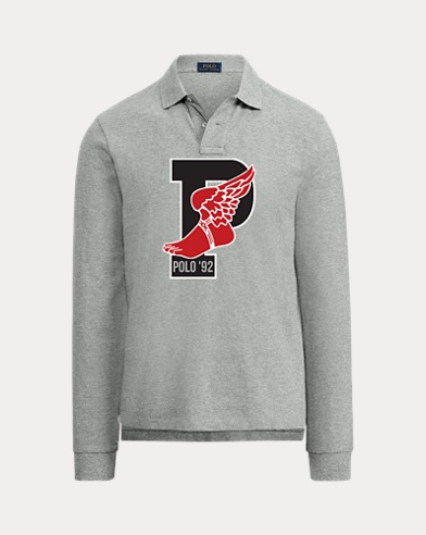 Men's Crest Polo Shirt