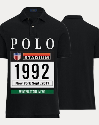 Men's Winter Stadium Polo Shirt