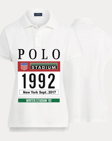Women's Winter Stadium Polo Shirt