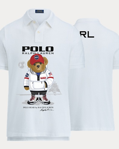 Boy's Logo Polo Shirt