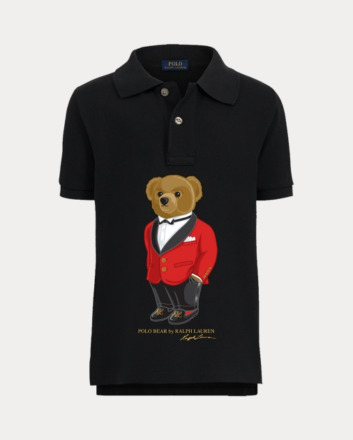 Boys' Crest Polo Shirt
