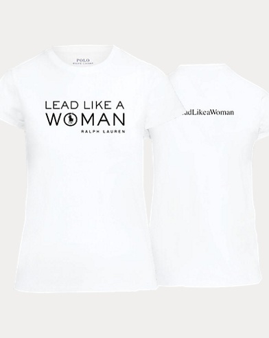 Lead Like A Woman T-Shirt