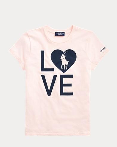 Women's Pink Pony Live Love Tee