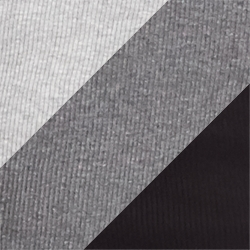 Black, Dark Grey, Grey