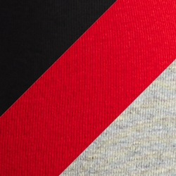 Grey, Red & Black