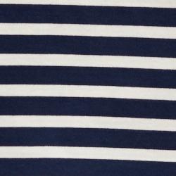 French Navy/Cream