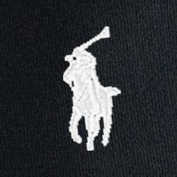 Polo-Schwarz