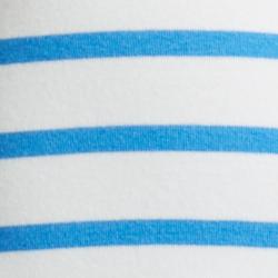 Weiß/Riviera-Blau