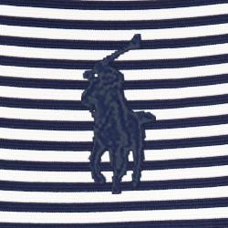 Azul marino RL/blanco